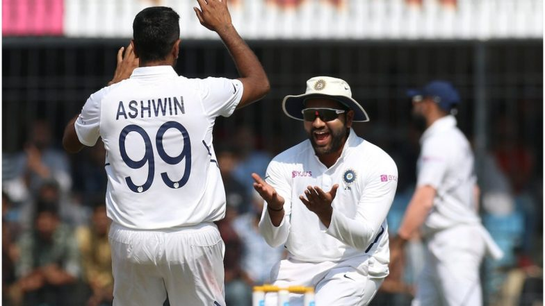 India vs Bangladesh, 1st Test 2019, Day 1 Stat Highlights: R Ashwin, Rohit Sharma Reach New Milestones; Mominul Haque Makes Captaincy Debut and Other Records