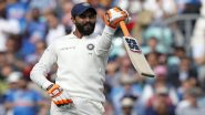 Ravindra Jadeja Ruled Out of Four-Match Test Series Against England, Says Report