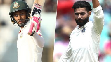 India vs Bangladesh 1st Test 2019: Ravindra Jadeja vs Mushfiqur Rahim & Other Exciting Mini Battles to Watch Out for at Indore