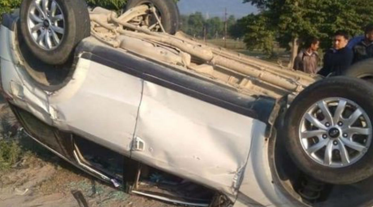 Tirath Singh Rawat Injured in Car Accident, BJP MP's Condition Stable
