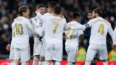 La Liga 2019-20: Real Madrid Beats Real Sociedad 3-1 as Gareth Bale Gets Booed
