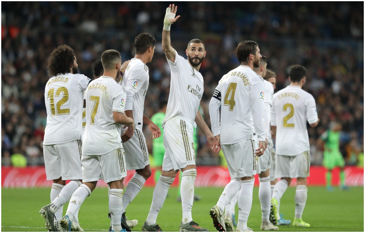 Real Madrid vs Real Betis, La Liga 2019 Free Live Streaming Online & Match Time in IST: How to Get Live Telecast on TV & Football Score Updates in India?