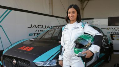 First Saudi Woman Driver Reema Juffali to Race Car in Kingdom