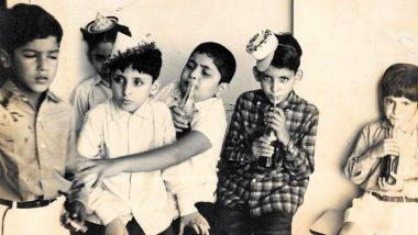 Rishi Kapoor Shares His Cute Childhood Picture With Grumpy Boney Kapoor and Brat Anil Kapoor!