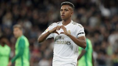 Zinedine Zidane Praises Hat-Trick Hero Rodrygo As Real Madrid Beat Galatasaray 6–0 in UEFA Champions League 2019–20
