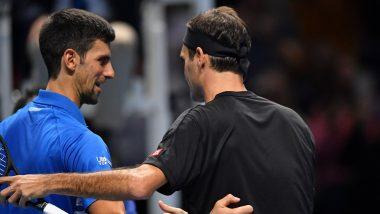 Roger Federer vs Novak Djokovic: Duo to Face-Off in Australian Open 2020 Semi-Final Match