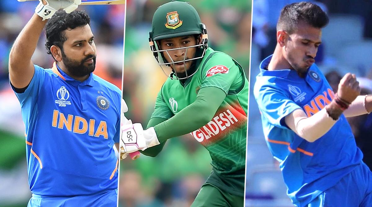 India vs Bangladesh 3rd T20I 2019: Rohit Sharma, Mushfiqur Rahim, Yuzvendra Chahal & Other Key Players to Watch Out For