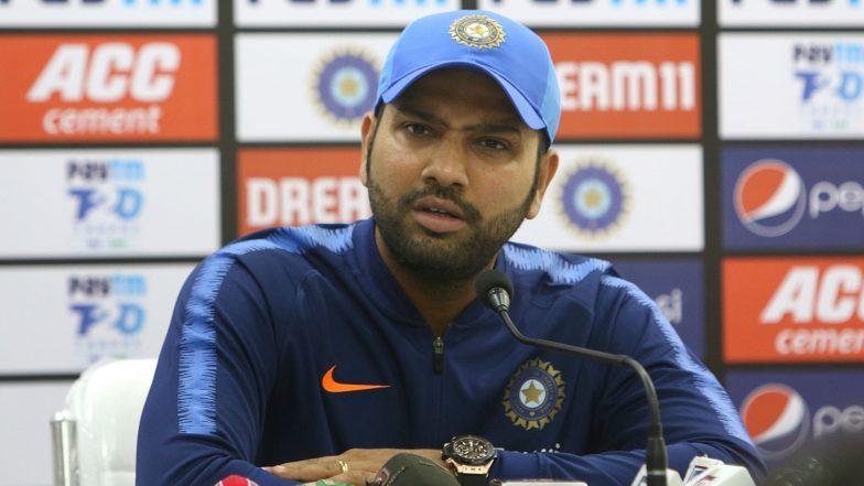 Rohit Sharma Admits to Team Feeling Pressure Ahead of India vs Bangladesh 2nd T20I 2019