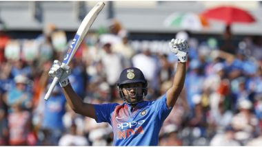 Rohit Sharma Two Short of Joining 400 Sixes Club in International Cricket, Can Achieve Feat During India vs Bangladesh 3rd T20I 2019