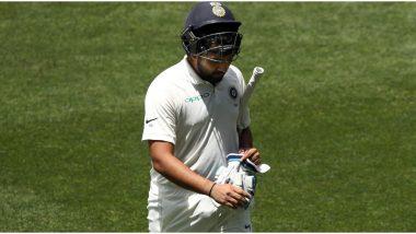 India vs Bangladesh Day-Night Test 2019: Rohit Sharma, Cheteshwar Pujara Keep India Ticking Scoreboard After Ishant Sharma Five-Fer
