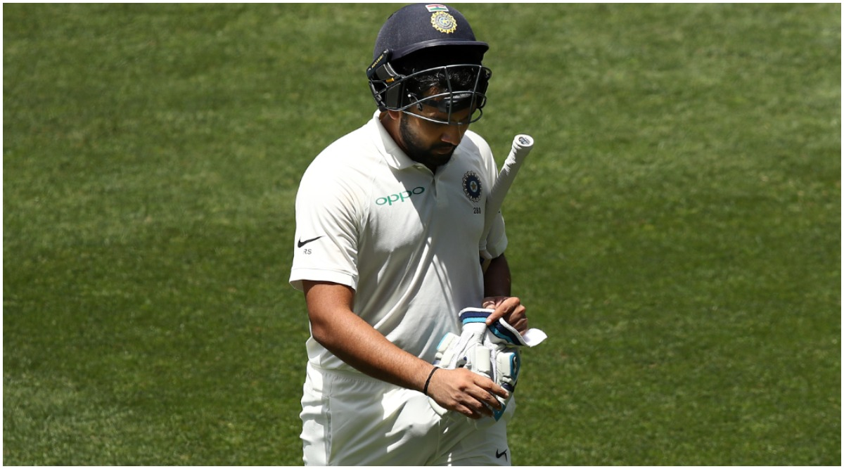 Rohit Sharma Is Dismissed for a Single Digit Score During IND vs BAN 1st Test, Fans Troll Him