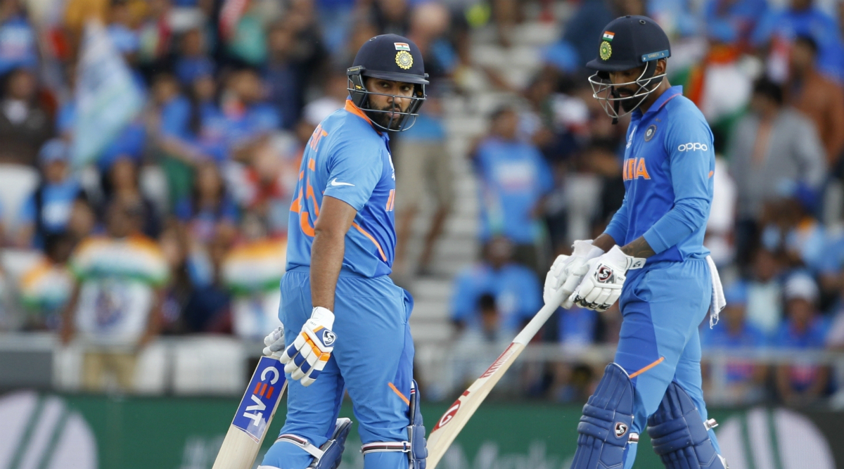 Rohit Sharma, KL Rahul Register Fifties During India vs West Indies 3rd T20I in Mumbai