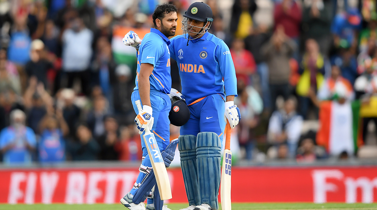 Rohit Sharma Overtakes MS Dhoni to Become Most Capped T20I Indian Player, Achieves Feat During 1st IND vs BAN Twenty20 Match