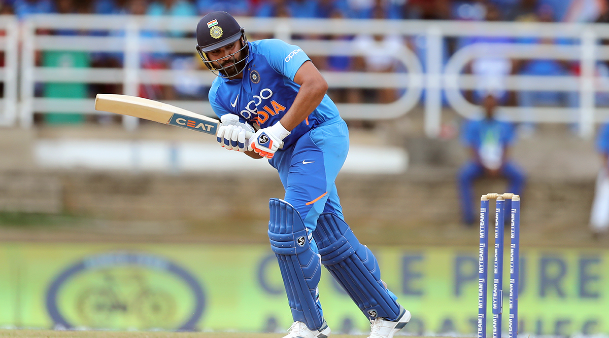 Rohit Sharma Becomes First Indian Batsman to Complete 400 Sixes in International Cricket, Reaches Milestone During India vs West Indies 3rd T20I 2019