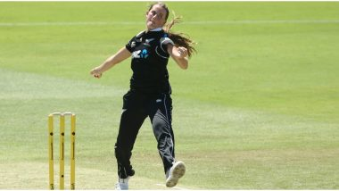 New Zealand's Rosemary Mair Strikes Double Hat-Trick Without Conceding a Run; Bowls 4 Overs, 4 Maidens, Bags 4 Wickets