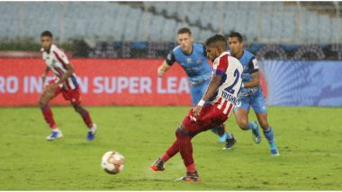 ATK vs JAM, ISL 2019 Match Result: Roy Krishna Double Helps ATK Inflict First Defeat on Jamshedpur, Climb to Top Spot