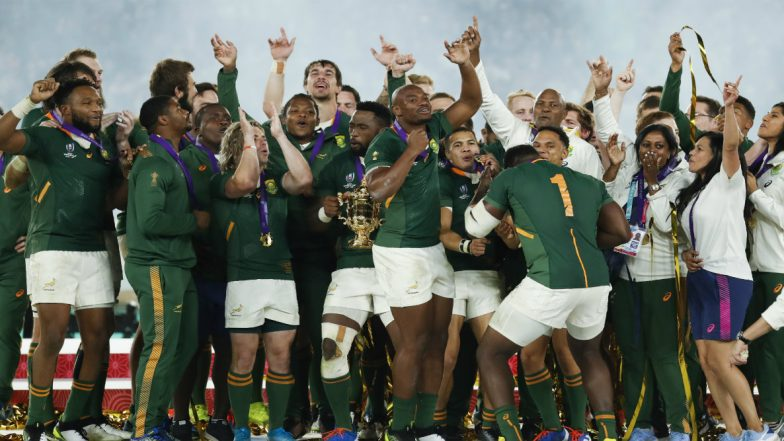 Rugby World Cup Final 2019: Springboks Blitz England to Win Third World Cup