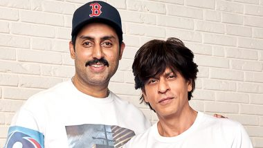 Shah Rukh Khan Turns Producer for Abhishek Bachchan Starrer Bob Biswas, Deets Inside