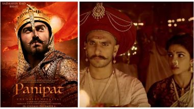 Panipat: Here's How Arjun Kapoor's Sadashiv Rao Bhau Is Related to Ranveer Singh, Priyanka Chopra's Characters in Bajirao Mastani
