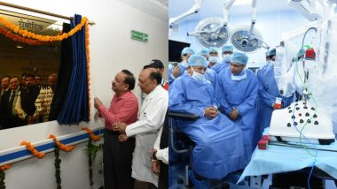 Delhi: First Robotic Surgery Facility Inaugurated at Centre-Run Safdarjung Hospital