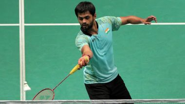 China Open 2019: Sai Praneeth Crashes Out of Tournament in Second Round After Losing to Anders Antonsen