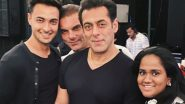 Salman Khan's 54th Birthday to Be a Double Celebration as Sister Arpita Khan and Ayush Sharma Will Welcome Their Second Child on the Same Day!