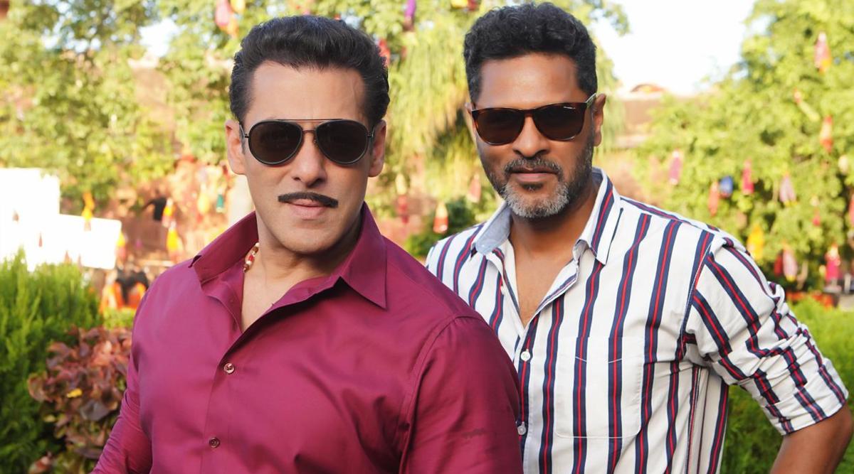 Dabangg 3 Song Munna Badnaam Hua: It's Salman Khan vs Prabhudheva! Get Set to Watch a Dance-Off between Actor-Director Duo