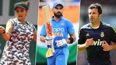 List of Sportspersons Born in November: Virat Kohli, Sania Mirza and Other Famous Athletes Who Celebrate Their Birthday in 11th Month Of The Year