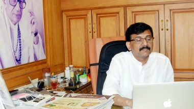 Maharashtra Government Formation: Shiv Sena-NCP-Congress Alliance to Stake Claim on November 23, Says Sanjay Raut