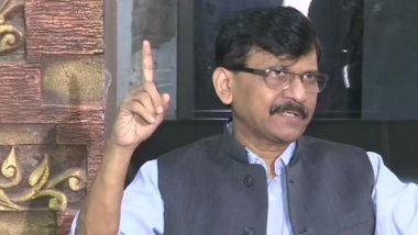 Maharashtra Done, Shiv Sena's Sanjay Raut Hints at Taking Fight Against BJP to the Centre