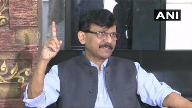 Sanjay Raut Says Ajit Pawar 'Backstabbed' People of Maharashtra