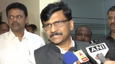 Sushant Singh Rajput Case: Bihar Police Can Visit Mumbai to Get Information But Cannot Investigate the Matter, Says Shiv Sena's Sanjay Raut