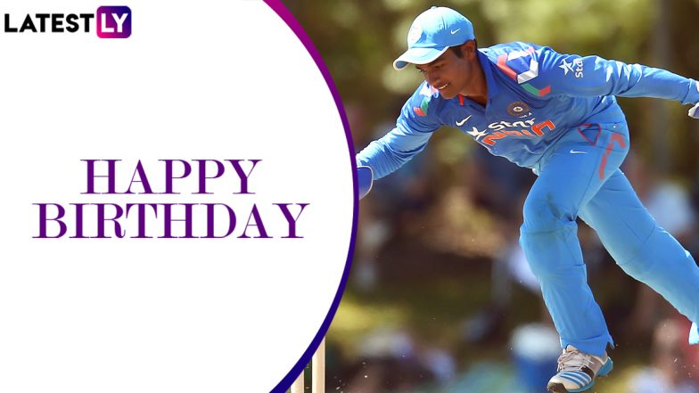 Happy Birthday Sanju Samson! 5 Lesser-Known Things to Know About the Wicket-Keeper Batsman From Kerala
