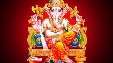 Sankashti Chaturthi Vrat in November 2019 Date: Ganpati Puja Shubh Muhurat, Moonrise Timings, Puja Vidhi and Significance of Auspicious Day