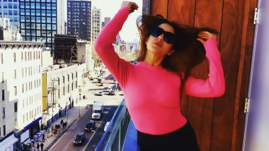 Sara Ali Khan's NYC Trip is All About Colour 'Pink!' (View Pics)