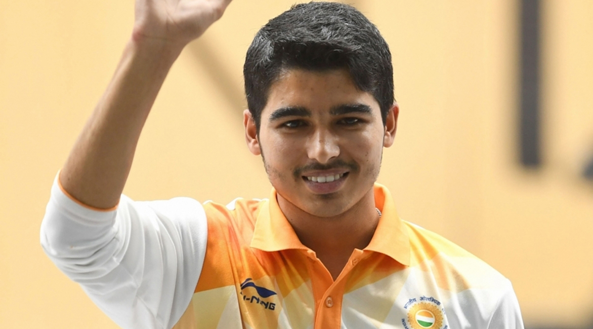 Asian Shooting Championships 2019: Saurabh Chaudhry Clinches Silver Medal in 10m Air Pistol Event