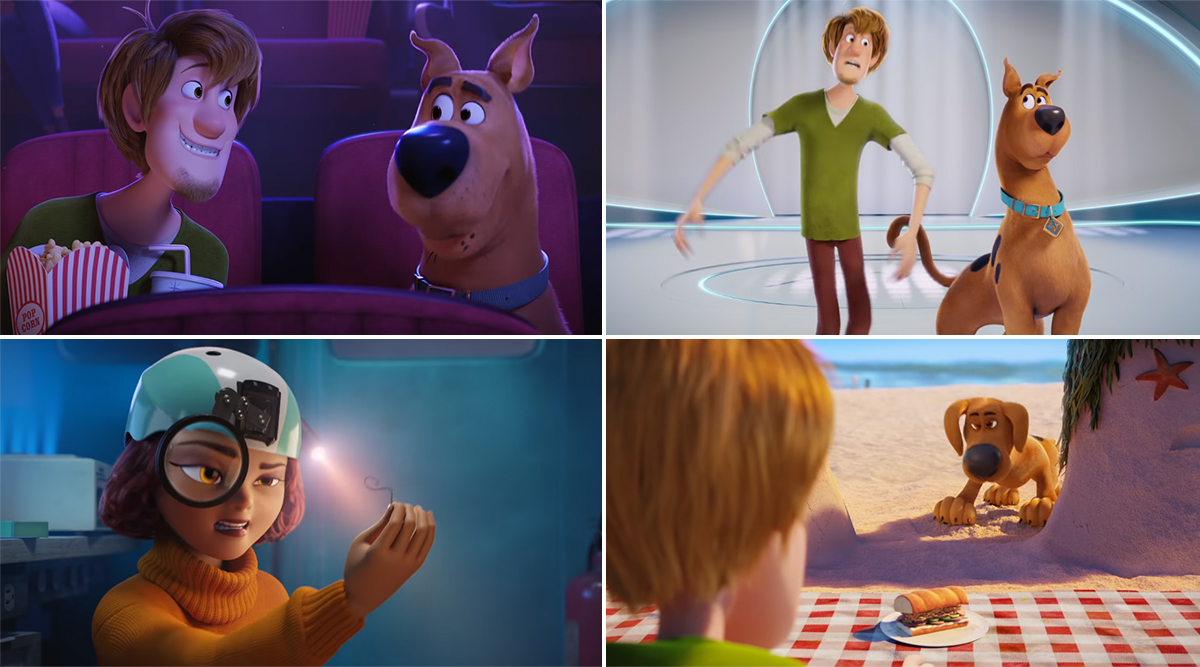 Scoob Teaser Trailer: Get Ready for a Mystery Inc Ride With Scooby Doo and Gang That Will Rekindle Your Childhood Memories (Watch Video)