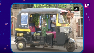 Delhiites Wake Up To Smoggy Morning, Mumbai's First Home System Rickshaw & Other Trending News