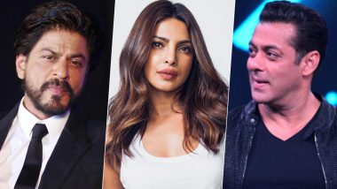 Not Shah Rukh Khan or Salman Khan, but Priyanka Chopra Jonas Rules! Global Icon Becomes the Top Most Searched Indian Celebrity