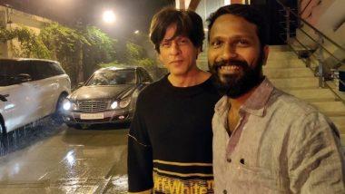 Pic Of Shah Rukh Khan with Asuran Director Vetrimaaran Goes Viral!