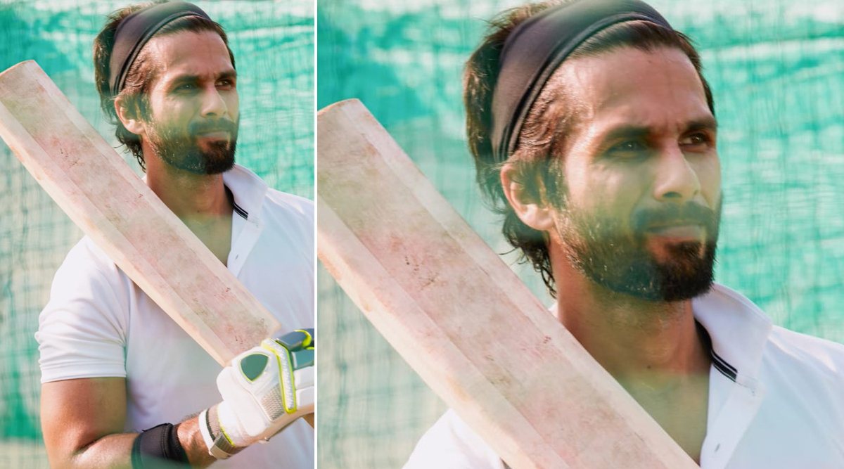 'Jersey': Shahid Kapoor Preps Up for His Cricketer Role in This Telugu Hit's Bollywood Remake