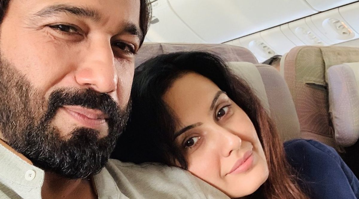 Kamya Panjabi Gets Trolled For Her Mushy Pic With Boyfriend Shalabh Dang, Latter Blasts The Troll