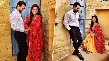 Naagin 4: Shalin Bhanot And Sayantani Ghosh's Look From Ekta Kapoor's Supernatural Series