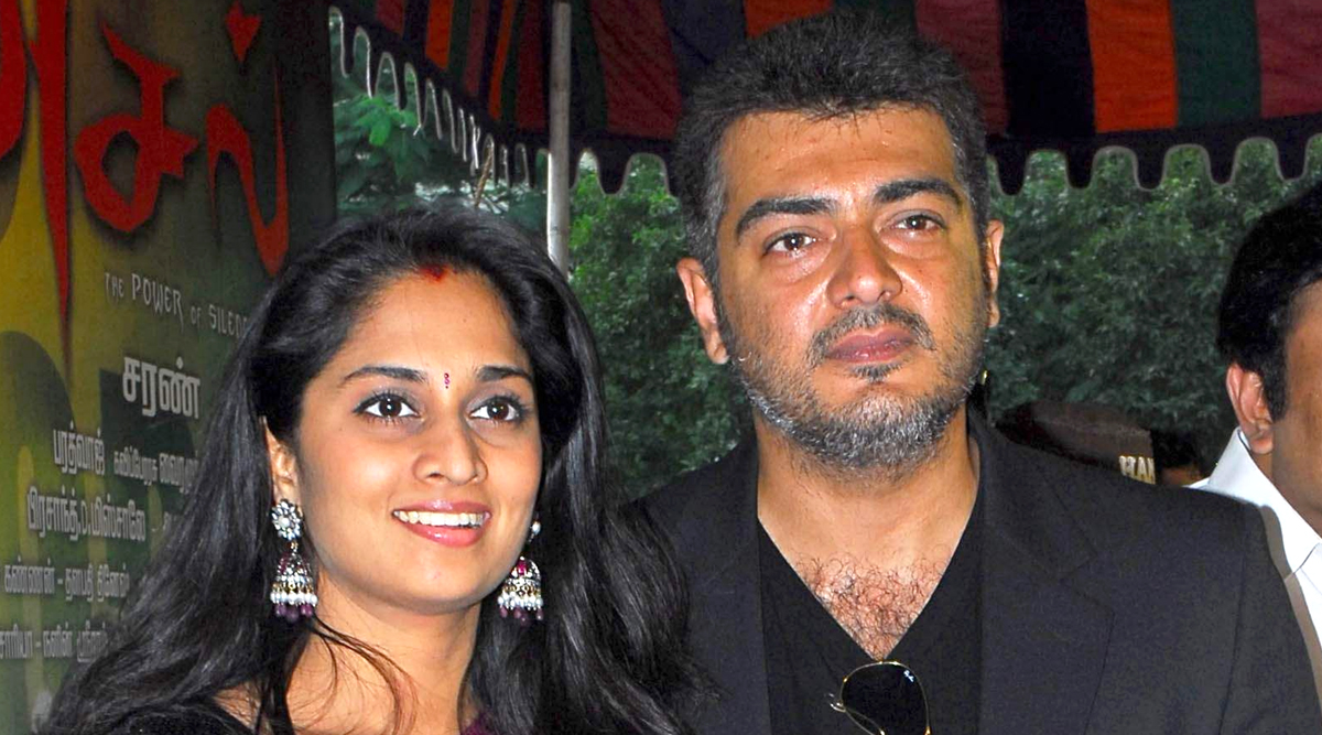 Thala Ajith's Wife Shalini Turns a Year Older Today, Fans Wish the Actress #HBDShaliniAjith on Twitter!