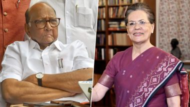 Maharashtra Deadlock: Sharad Pawar-Sonia Gandhi Meeting Ends, Congress, NCP Say More Time Needed to Finalise Decision