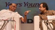 Maha Vikas Aghadi Allies Ask Uddhav Thackeray to Reconsider Stand on Citizenship Law and NPR