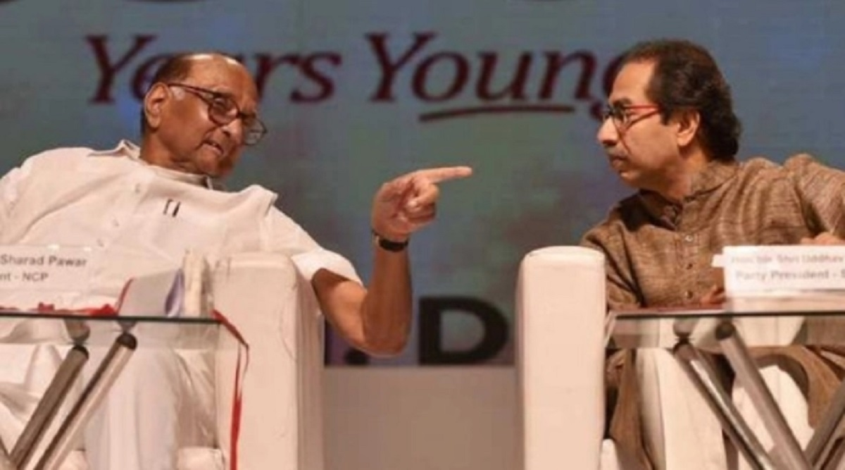Uddhav, Aaditya Thackeray Meet Sharad Pawar at Midnight as Shiv Sena, NCP, Congress Move Closer to Seal Alliance in Maharashtra