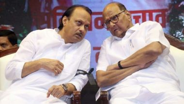Ajit Pawar Removed as NCP Legislative Party Leader, Sharad Pawar Says New Name Will Be Announced Today