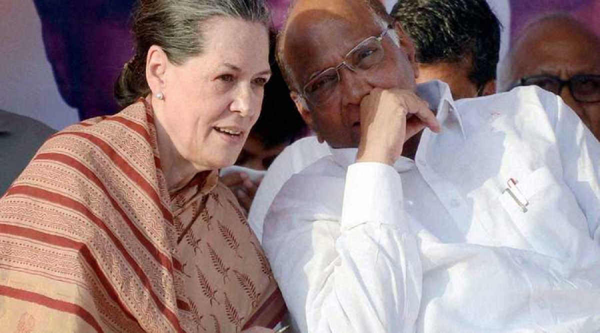 Sonia Gandhi Speaks to Sharad Pawar, Sends 3 Congress Veterans to Maharashtra as NCP-Shiv Sena Await Support