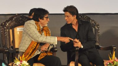 Shah Rukh Khan and Amitabh Bachchan To Inaugrate 25th Kolkata Kolkata International Film Festival on November 8
